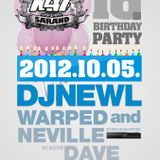 Warped Vs Dave - Live @ M47 2012.10.05 (06h-08h)