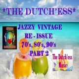 Jazzy Vintage Re-Issue 70's 80's 90's Part 2