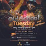 DJ Eclipse & DJ Oz - (Live) Old School Tues at Halfnote 9-5-17