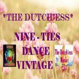 Nine-ties Dance Vintage