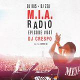 #047 - CRESPO THE DJ