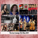The Jazz Lounge on K107FM Community Radio with Grace Black 21st May 2017