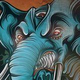 Optiv b2b BTK (Virus, Dutty Audio) @ Jungle Juice Ltd 21, Yoyo Palais de Tokyo - Paris (30.08.2014)