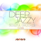 Deep & Jazzy Soulful Grooves vol. 04 by Dj Jainaro
