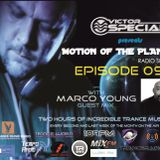 Victor Special - Motion of the Planet Episode 091 with Marco Young Guest Mix