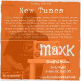 MaxK on Soundfusion #128 - 19th May with New Soulful House