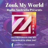 DJ Zara Live - Loco Long Weekend Easter Sunday in Perth for Zouk My World Radio Australia