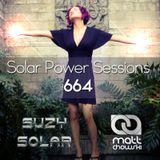 Solar Power Sessions 664 - Suzy Solar and Matt Chowski