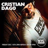 Cristian Dago NYCHOUSERADIO.COM 2017 EP14
