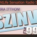 Steve B - PartyOne 3rd hour @ Szinva Rádió Fm 99.5 Miskolc (2013.04.14)