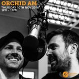 Orchid AM 10th November 2016