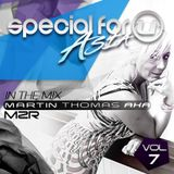 Special For you Asia vol.7 Mixed by Martin Thomas aka M2R