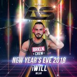 AFTERSHOCK NYE 2018 - iWill