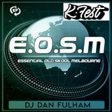 EOSM - Daniel Fulham 30 Years Of Rave Set @ K-Fest August 2019
