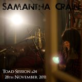 Toadcast #258 - Samantha Crain Toad Session