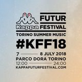 Adam Beyer @ Kappa Futurfestival 2018, Futur Stage - 07 July 2018