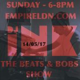 DJ Ink The Beats & Bobs show recorded live on Empire London - 14/05/17