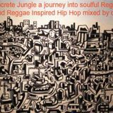 dL's Concrete Jungle a Mix of  Soulful Reggae and Reggae Inspred Hip Hop