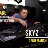 LS Dare b2b Skyz Jungle Set RudeFm 22 Mar 17
