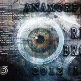 Recin b2b Bromas - ANAMORPHICS live on jungletrain.net 2012 11 20