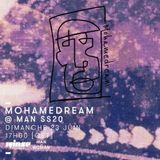 Mohamedream at MAN SS20