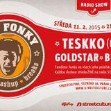 Get Fonky Radio Show pt.22 with Dj Teskko (PL)