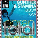 live @ Ecran Totale - Bay 183 (07.08.2012)