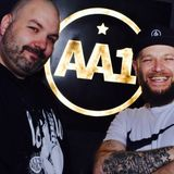 Pearce M + James Silver Live On AA1 Radio 11/8/2018