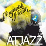 Magnetik Musik pres. Atjazz - Live @Culture Beat Sofia - Oct 26, 2012