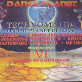 Mark EG - Dance Planet Detonator 6 25th March 1995