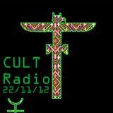 CULT Radio 22nd of November