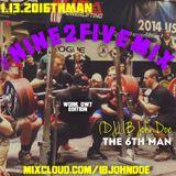 #Nine2FiveMix Work OWT Edition 1.13.2016