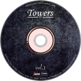 TowersCafe vol.1 by VICTOR DIAZ