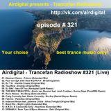 Airdigital - Trancefan Radioshow #321 2017-10-27