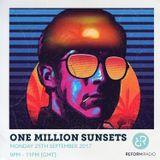 One Million Sunsets 25th September 2017