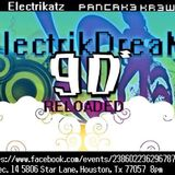 Dj Thierry Live Set ElectrikDream[90s Reloaded]