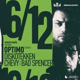 Chevy B2B Bad Spencer at six d.o.g.s - 16.12.2017