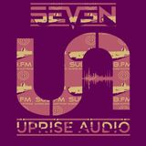The Uprise Audio Show on Sub FM - Seven - Feonix guest mix - July 6th 2016