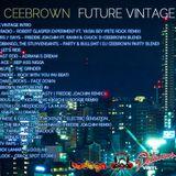 DJ CeeBrown - Future Vintage 1.0