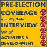 Interview: Vice President of Activities & Development