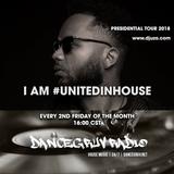DanceGruv [009] - #UNITEDINHOUSE RADIO SHOW - DJ UZO