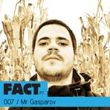 FACT PT Mix 007: Mr. Gasparov