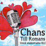 """Chans till romans - """"Om kondomen för Umeå Studentradio för Musikhjälpen"""""""