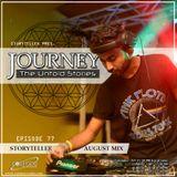 Journey - 77 Storyteller August Mix on Cosmos Radio - Germany [03.08.18]
