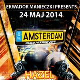 AMSTERDAM DANCE MISSION 2014 vol.8 Duza Sala Dj Hazel part.2