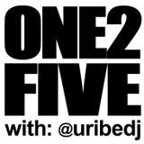 ONE2FIVE - Martes Complaciente (Agosto 18-2015)