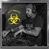 DJ DELLI MIX  AFTERHOUR 21.06.18 TECHNO