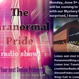The Paranormal Pride-Cat Gasch Live from Gettysburg - 6-5-2017