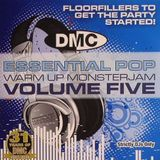 DMC Essential Pop Warm Up Monsterjam Vol. 5 ( Mixed by Dj. Iván Santana )