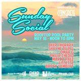 Deep Therapy at Sunday Social